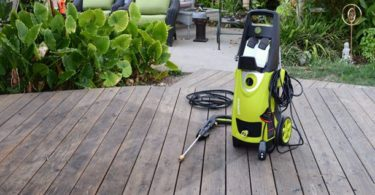Buying an Electric Pressure Washer
