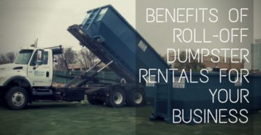 Benefits of Roll-off Dumpster Rentals