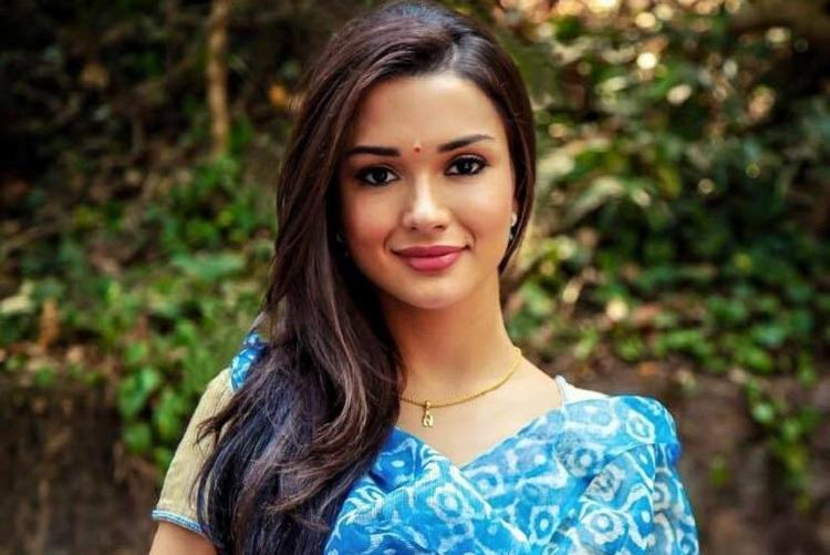 Amy Jackson Actress Photo