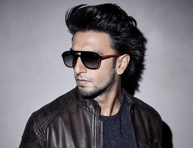 Ranveer Singh - Indian actor