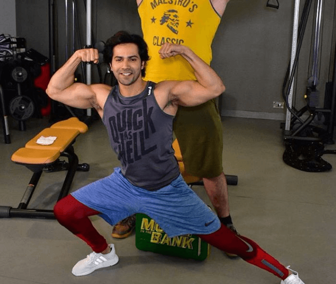 Varun Dhawan - Indian actor