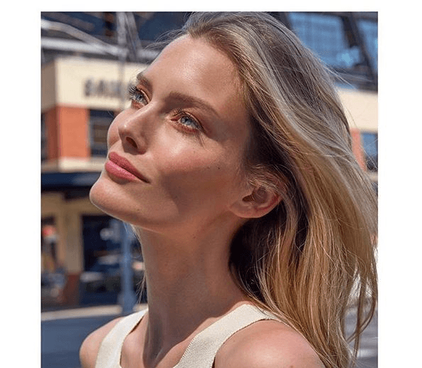 Charlott Cordes - German model