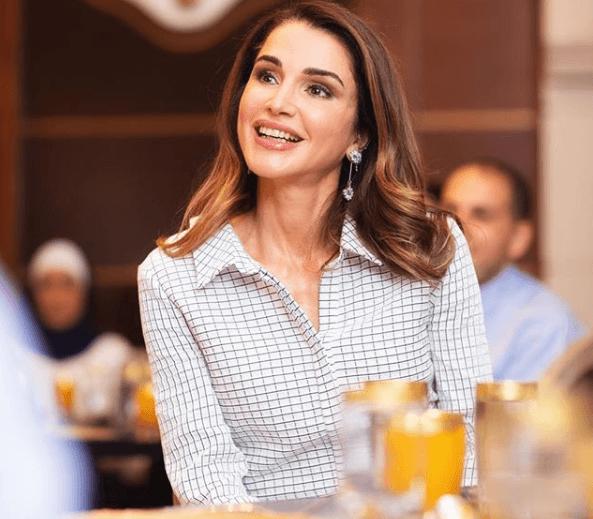 Queen Rania Al Abdullah - Queen Consort of Jordan