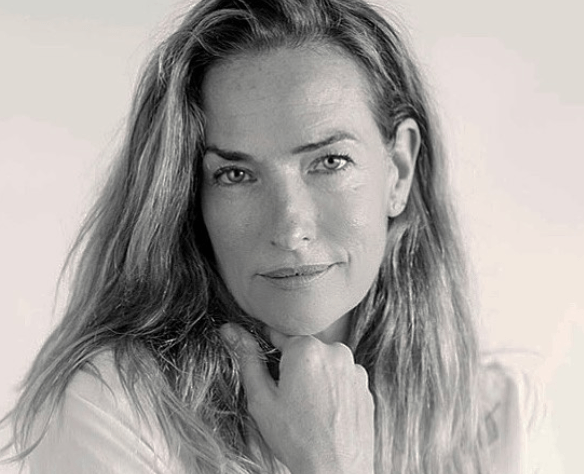 Tatjana Patitz - German model