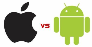 Android Vs. Apple