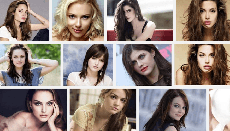 Top Hottest Women In The World