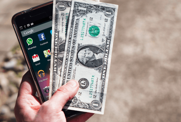 Mobile apps to make money
