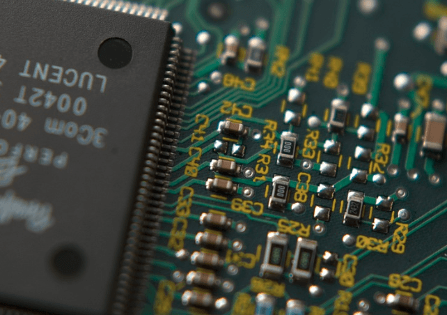 Electronics and semiconductor manufacturing industry