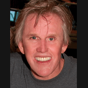 Gary Busey - American actor
