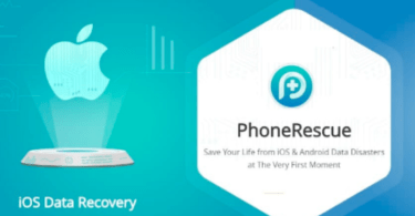 PhoneRescue - iPhone Data Recovery Software