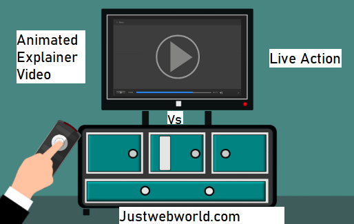 Animation vs. Live Action Videos