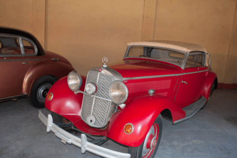Auto World Vintage Car Museum - Museum in Ahmedabad, Gujarat