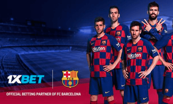 FC Barcelona Adds 1XBET As a New Global Partner