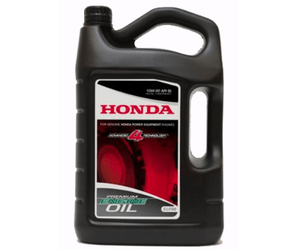 Honda Genuine Engine Oil