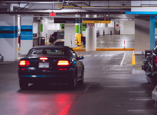 Hotel Parking Options