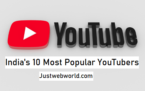 Top Best Youtubers In India