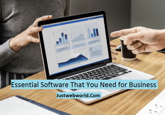 Essential Software for Small Businesses