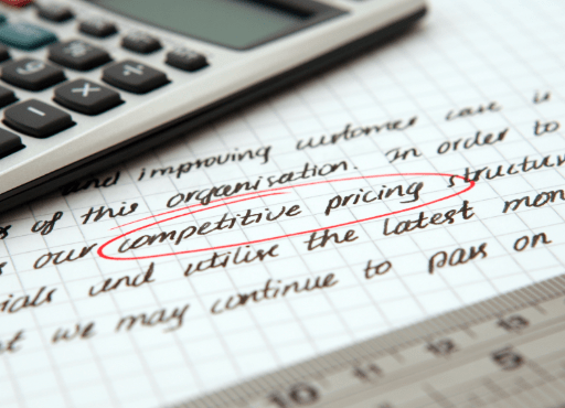 Different Pricing Strategies