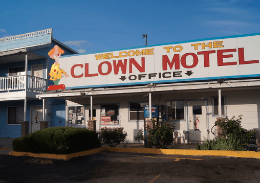 Clown Motel, Nevada
