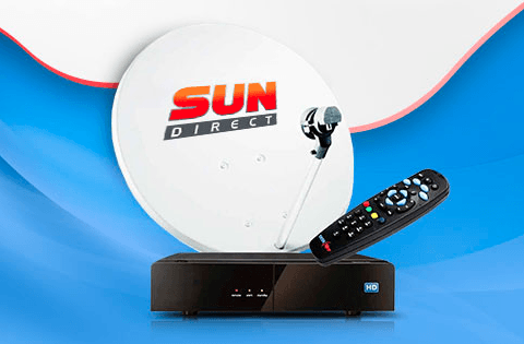 Sun Direct: DTH Service India