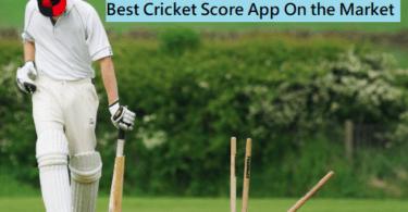 Cricket Score App On the Market