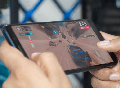 Mobile Gaming on the Rise