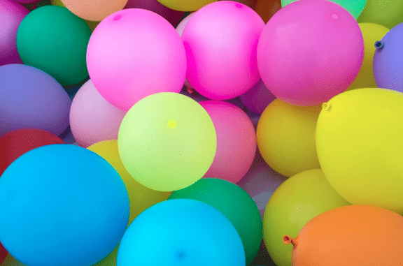 Categories and Varieties of Balloons