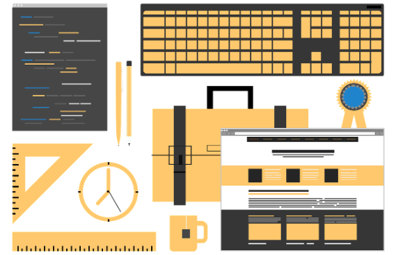Website Design and User Interface