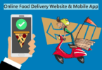Online Food Delivery Website & Mobile App