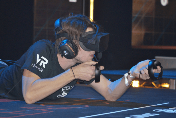 Virtual Reality - The Future of eSports