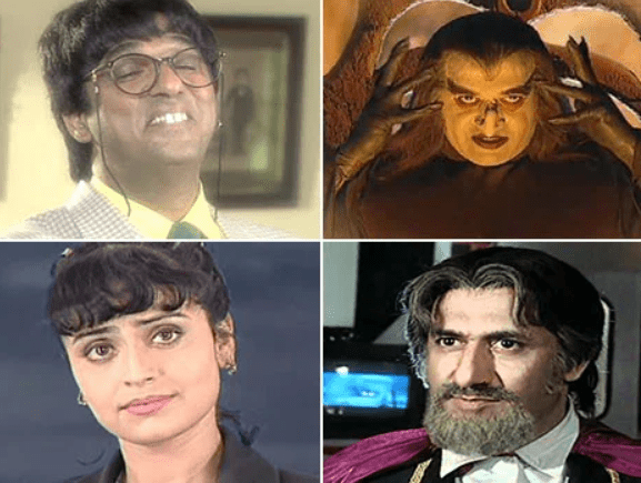 Shaktimaan Cast and Characters