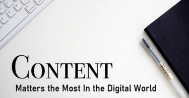 Importance of Content in the Digital World