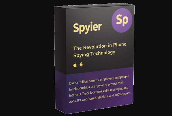 Spyier - Mobile Phone Monitoring