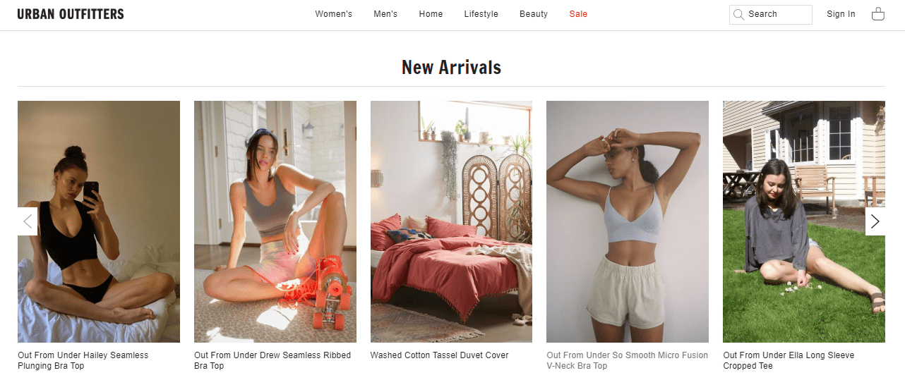 Urban Outfitters - Retail company