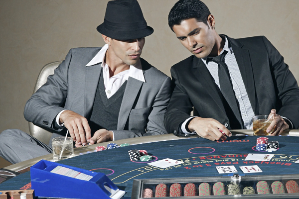 Professional Online Casino Player