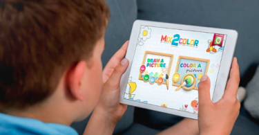 Using Apps for School Helped Students