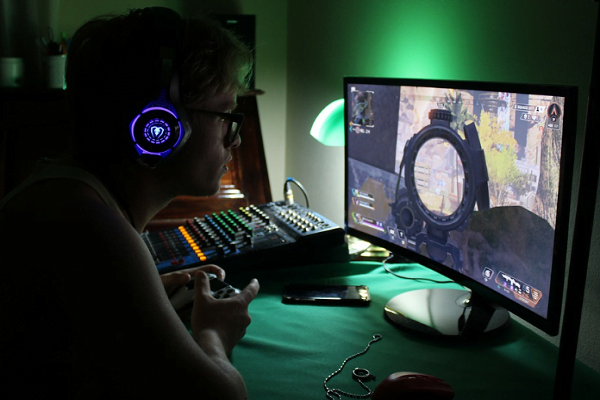 Make Your Gaming Room Look Cool