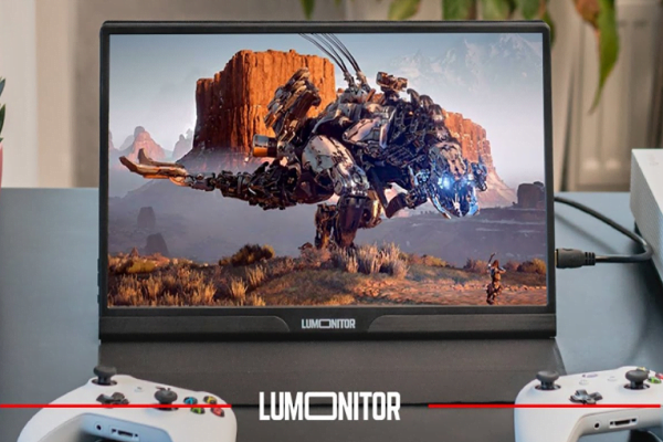 Lumonitor 4K Touch Monitor