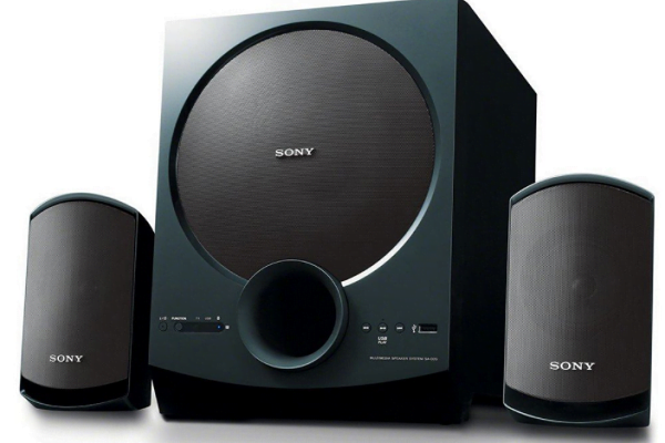 Sony SA-D20 C E12 2.1 Channel Multimedia Speaker System with Bluetooth