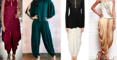 Ways To Wear Dhoti Pants For Women