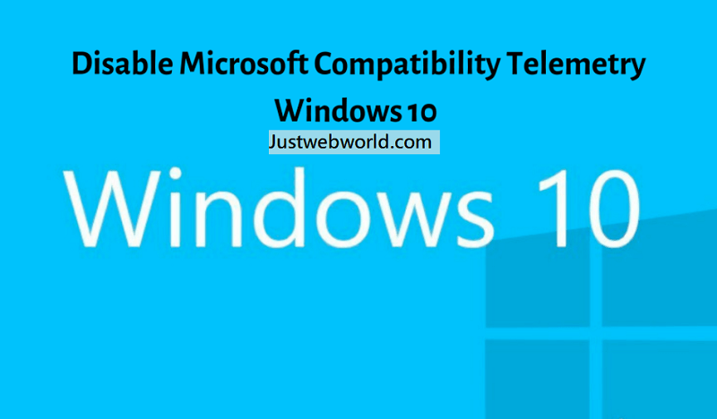 Fix Microsoft Compatibility Telemetry