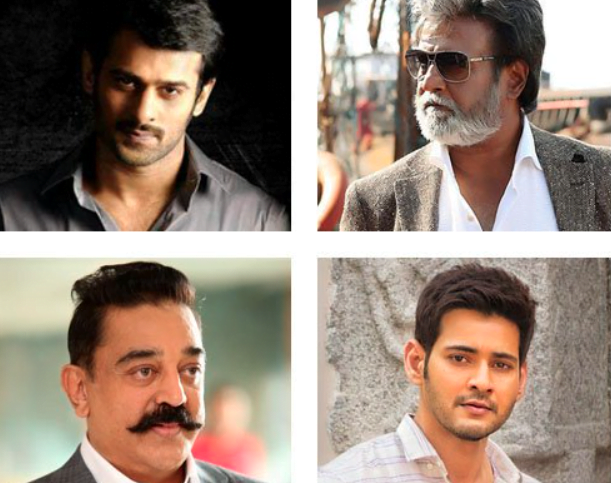 Top South Indian Leading Movie Actor