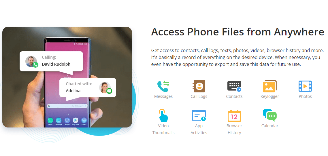 Access Phone Files from Anywhere