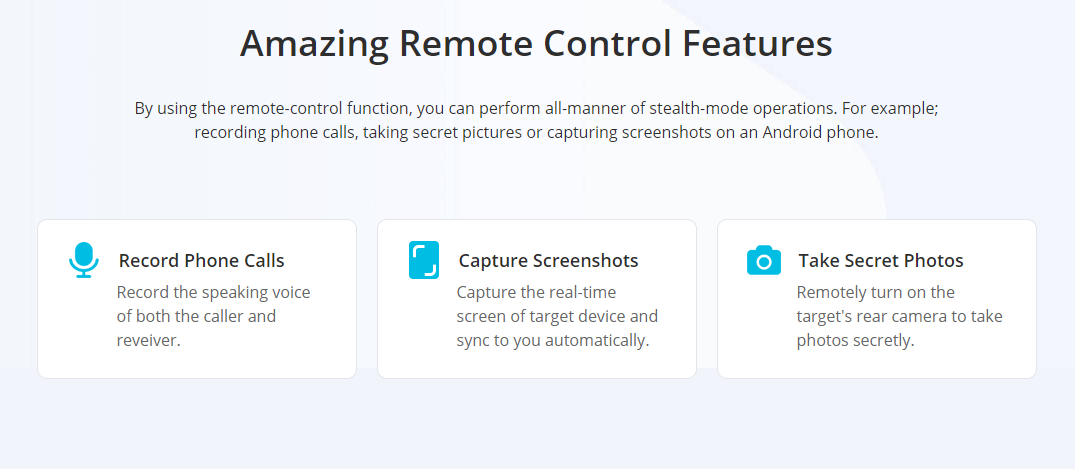 Amazing Remote Control Features